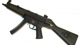 Softair Gewehr MP5 A4 Dual Heckler & Koch von Guns and Bullets Bild 2
