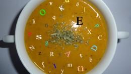 Buchstabensueppchen
