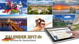 BILD zu TP/OTS - Urlaubsplanung fŸr deutsche Touristen mit dem Onlinekalender Kalender-2016.de