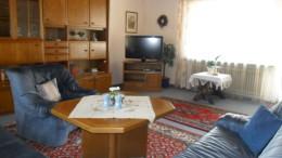 Ferienwohnung-Guenzburg-Freise-Wohnzimmer