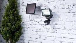 Automatische Beleuchtung im Dunkeln - für mehr Sicherheit rund ums Haus