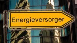 Strassenschild 42 - Energieversorger