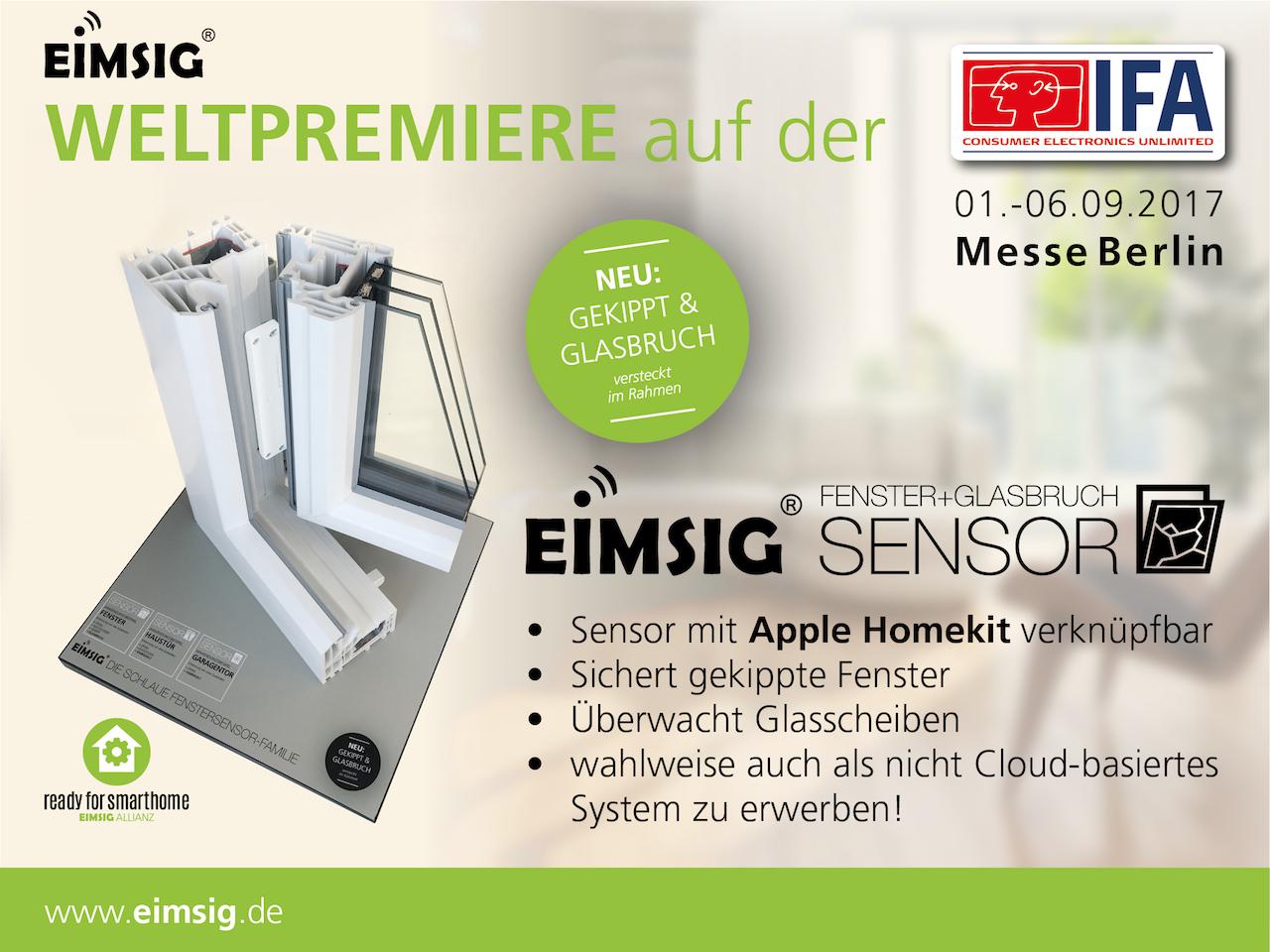Eimsig Fenstersensor I Ready For Apple Homekit News8 De