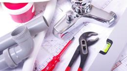 Sanitr-arbeiten, Werkzeug