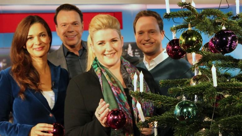 Ndr Weihnachtsbaum.Start Der Benefizaktion Bei Ndr 90 3 Und Hamburg Journal Für