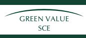 logo Green Value mit Rand