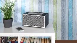 Sieht schick aus & klingt gut: Hören Sie Ihre Musik in digitaler Qualität