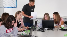 Controlware Girls Day 2018
