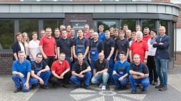15.06.2017, , Papenburg, Fa. Hahn Fertigungstechnik, Papenburg, Foto © Picturepower / Scholz
