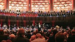 NDR Radiophilharmonie Konzert im Kuppelsaal HCC Hannover