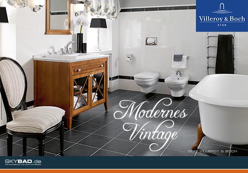 Moderne Vintage-Badezimmer - NEWS8.de - Presseportal - kostenlos ...