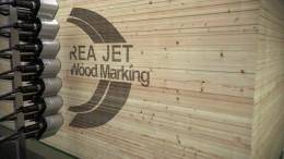 REA JET DOD 2.0 Holzkennzeichnung