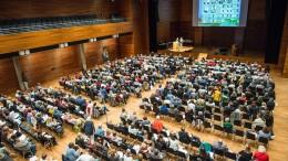 Weimar Kongress der Deutschen Alzheimer Gesellschaft Foto: Maik Schuck / Weimar