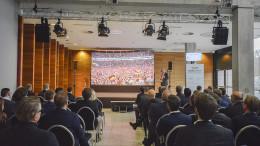 Arena Summit 2018 in der Commerzbank Arena Frankfurt