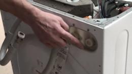 Die Wartung der Waschmaschinen