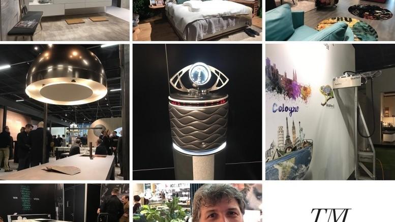 Imm Cologne 2019 Designer Torsten Muller Trend View Wohnen Kuche