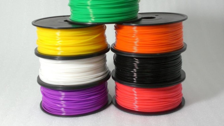 3D Printing Materials-=-