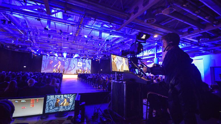 Veranstaltungstechnik im Kongresszentrum Karlsruhe