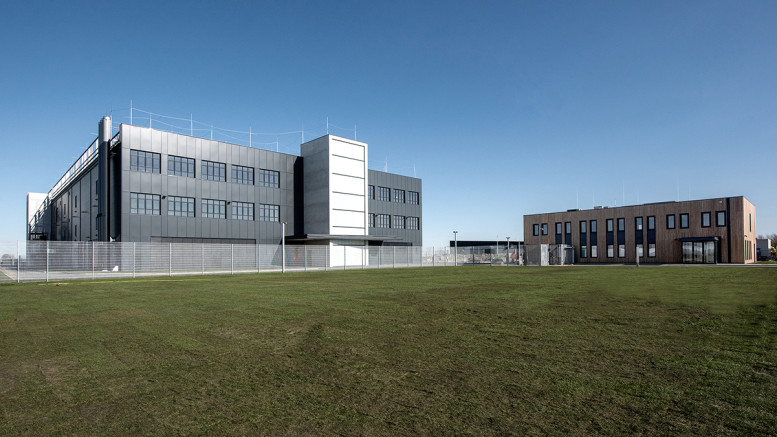e-shelter Amsterdam datacenter