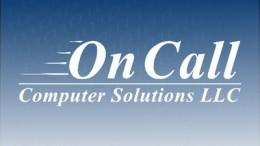 on call computer logo