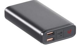 Laden Sie unterwegs bequem Smartphone, Tablet-PC und sogar MacBook auf