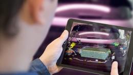 Fraunhofer IGD_Komplexe 3D-Daten auf allen Geräten