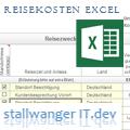 Reisekosten-Excel-Vorlage
