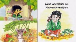 Mit Nepomuck auf Weltreise