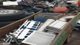 Schrotthändler, Elektroschrott, Altmetall, kostenlos