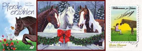 WeihnachtenAmyPferdeErzaehlen
