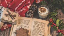 WeihnachtszeitBuchmarkt