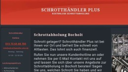 Schrottabholung Bocholt