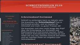Schrottankauf Dortmund und Umgebung