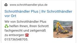 schrotthendler plus