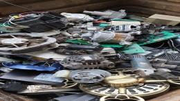 Schrott und Altmetalle abgeben bei Gütersloher