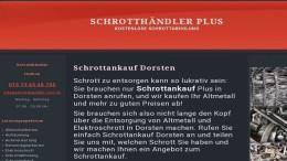 Schrottankauf in Dorsten