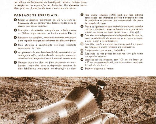 Porsche P 312 - Werbeanzeige