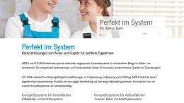 Ardex Gutjahr Perfekt im System Startseite Komplettsysteme
