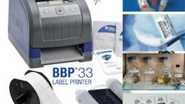 BBP33-LaborEtikettendrucker