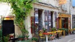 Bistro in St. Rémy-de-Provence
