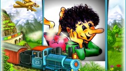 kids train - 2zxDa-4N2BL - print