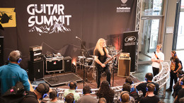 Guitar Summit 2019 Silent Stage - PINK Event Service 5_kl
