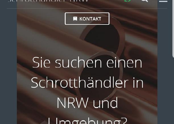 Schrotthändler NRW