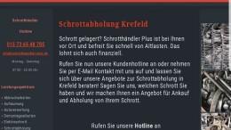 Schrottabholung -Krefeld