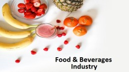 food and beverages