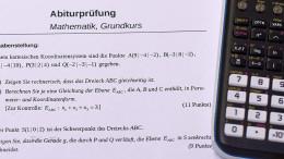 "Bebilderung zu den Themen ""Abitur/Abiturprüfung/Zentralabitur"". Foto: Studienkreis."