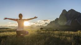 Wer sich in den Dolomiten auf die Suche nach Ruhe und Erholung macht, findet unvergleichliche Naturerlebnisse.