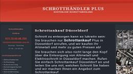 Der Schrottankauf Düsseldorf