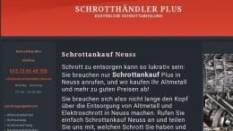 Schrottankauf Neuss
