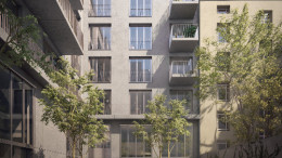 Hofansicht Bornholmer Straße 6_Copyright David Borck Immobiliengesellschaft